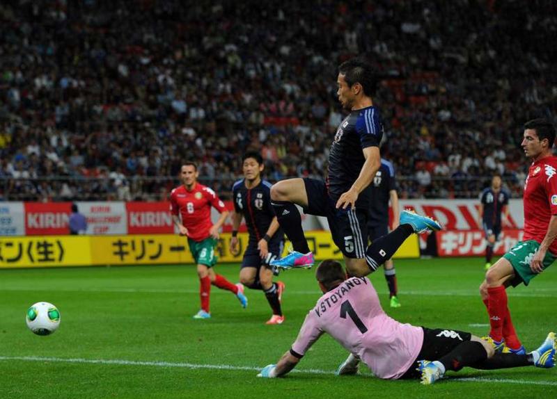 長友佑都 ブルガリア戦 日本代表 サッカー キリンカップ 親善試合 試合結果