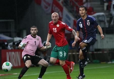 前田遼一 ブルガリア戦 日本代表 サッカー キリンカップ 親善試合 試合結果