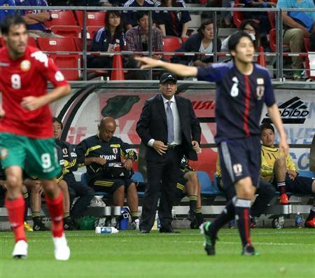 ザッケローニ監督 内田篤人 ブルガリア戦 日本代表 サッカー キリンカップ 親善試合 試合結果