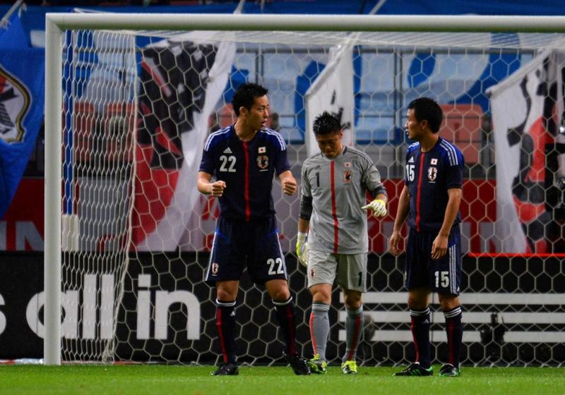 吉田麻也 今野泰幸 川島永嗣 ブルガリア戦 日本代表 サッカー キリンカップ 親善試合 試合結果