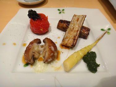 横浜発 驢馬人の美食な日々-yakitorishinka15