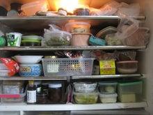 $ライフオーガナイザー的 世界で一番帰りたくなる家   「自分ブランド」を作るお部屋作り-冷蔵庫