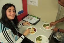 NZのワーキングホリデー、留学の生活情報ブログ-Int'l food show3