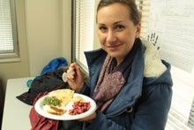 NZのワーキングホリデー、留学の生活情報ブログ-Int'l food show4