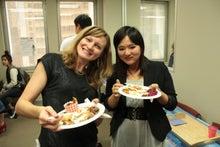 NZのワーキングホリデー、留学の生活情報ブログ-Int'l food show8