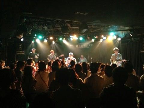 Yuhei Yamazaki's official Blog西郷葉介ライブ@渋谷eggman