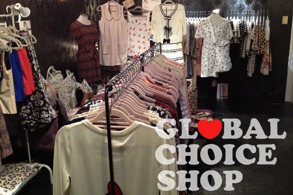 グローバルチョイスショップ GLOBAL CHOICE SHOPのブログ