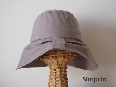 $大人のかわいいをひきだすナチュラルでオシャレな手作り帽子のアトリエ・教室 Simprin - 東京