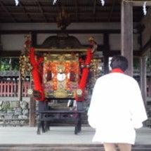 5月3日は倭神社の
