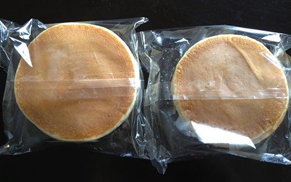 Pancakeholicのブログ-みなさまのお墨付きホットケーキ 正面