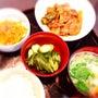 【おかん飯】朝ご飯