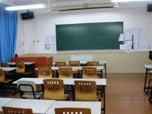 ケイ語学教室のブログ-上海_教室前