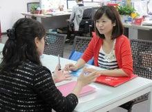 ケイ語学教室のブログ-華東_会談