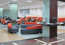 ケイ語学教室のブログ-上海_図書館