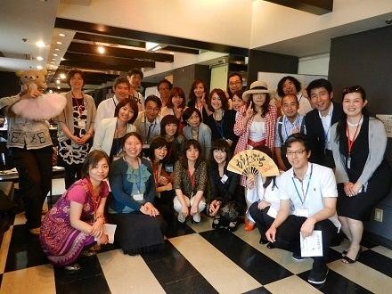 講座 集客&マーケティング ブランディング コンサル・先生業のための集客実践講座-ゆるっと交流会 集合写真