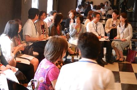 講座 集客&マーケティング ブランディング コンサル・先生業のための集客実践講座-ゆるっと交流会 共通点探し