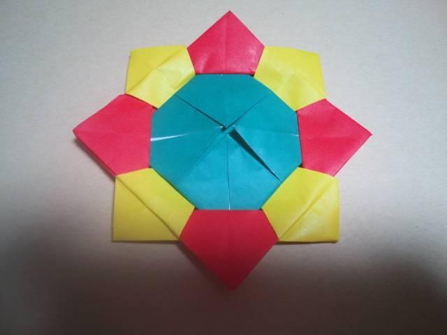 ハート 折り紙:折り紙 ダッフィー-divulgando.net