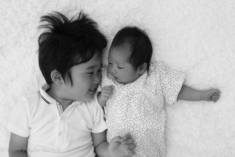$東京 杉並区で子供や七五三の自然な写真撮影の写真スタジオ|フォトスタジオ オリオール