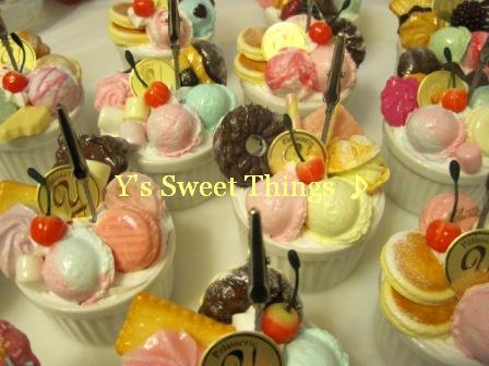 Y's Sweet Things♪