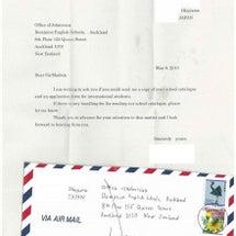 お手紙を頂いた岡山の…