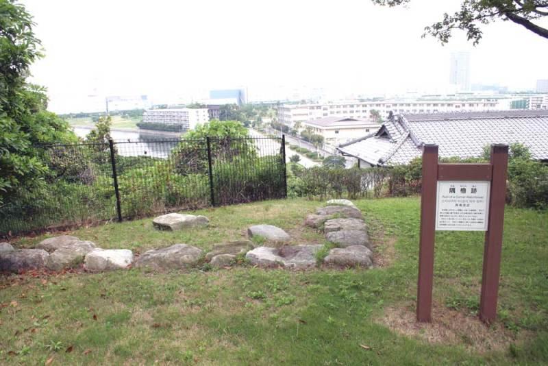 名島城/隅櫓跡