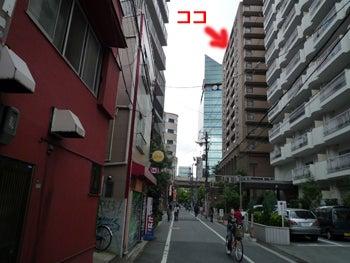 梅田 小顔と美肌☆キレイと健康を応援するアロマサロン♪レジュール-中崎町駅からのアクセス9