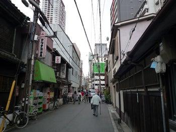 梅田 小顔と美肌☆キレイと健康を応援するアロマサロン♪レジュール-中崎町駅からのアクセス7