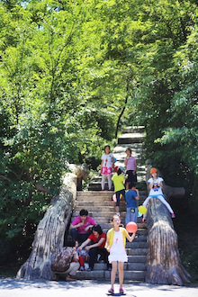 中国大連生活・観光旅行ニュース**-大連金龍寺国家森林公園