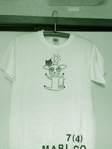 ◆ cinemazoo-しくるTシャツ