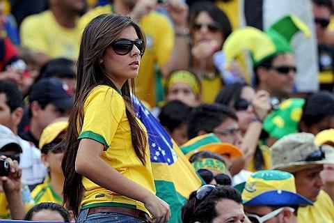 サッカー ブラジル コンフェデレーションズカップ