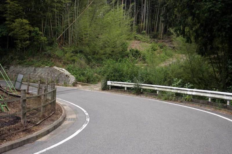 竹尾城/入口