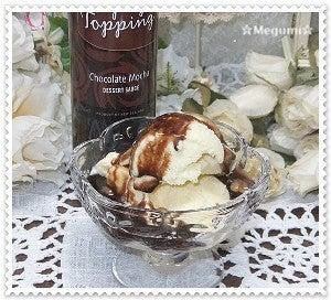 ☆*:・~美美~★:*:・°-デザートソース&アイス