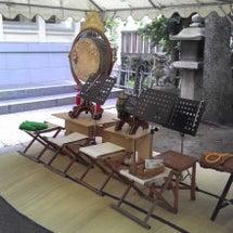 七渡神社例祭