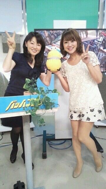 エリカのちょこリポ!3・2・1・Q!!テレビ埼玉で、バッハプラザまもなく始まりま~す♡(22:30~です)コメント