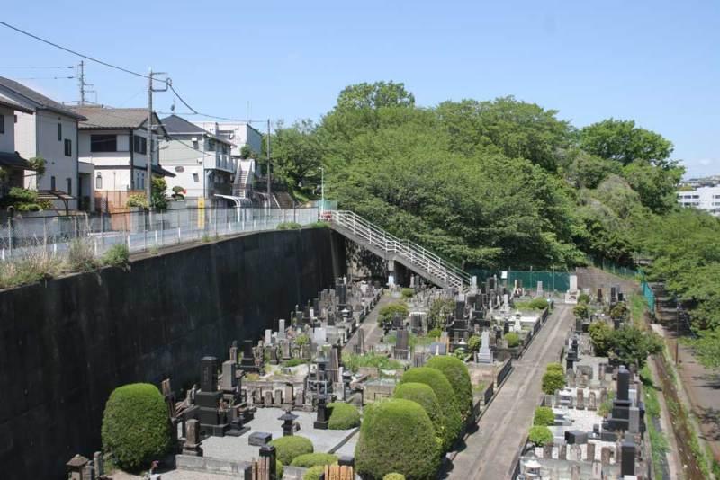 成瀬城/近くの橋から