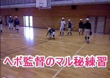 $野球練習手帳~ヘボ監督のマル秘練習~