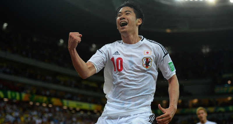 香川真司 ブラジルワールドカップ サッカー 日本代表 2014スケジュール 発表