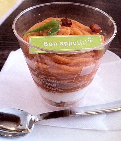ハマ食-ナポリタンケーキ