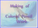色鉛筆画を主体としたアートブログ-Dolphin2013mini