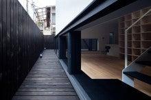 東京都内で建築家と家づくり-deck