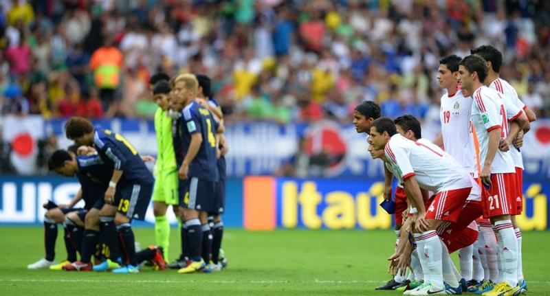 【速報】コンフェデレーションズカップ「日本代表 vs メキシコ ...