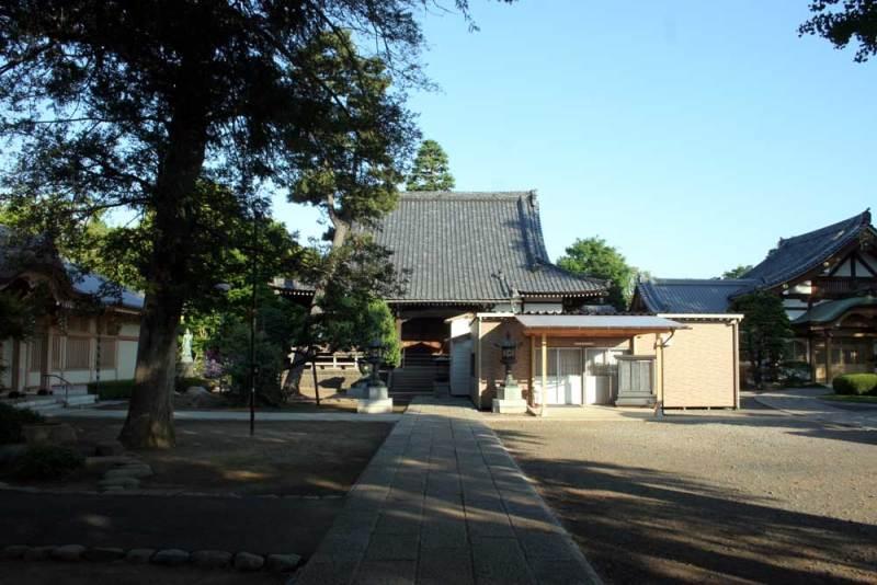 喜多見屋敷/慶元寺