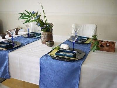 スマイル~♪M's table~お気軽!敷居の低いテーブルコーディネート教室