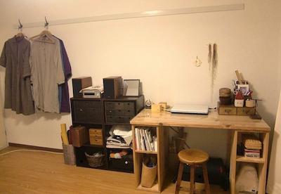 友達を呼びたくなる部屋作り教室!一人暮らしのインテリアと家具配置-おしゃれなインテリアと収納、家具配置のサービス After01
