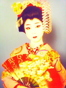 $美音izm 日本舞踊家