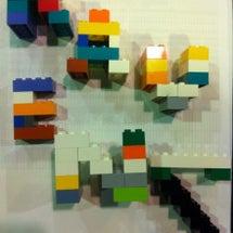 先日、大人のレゴ教室…