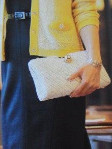 神戸のカラーリスト スタイリスト  トータル素敵プロデューサー☆みつこのブログ-白バッグ