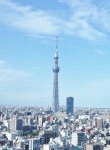 BEARING ALL:A Sneak peek into Fuji Seisakusho-スカイツリー