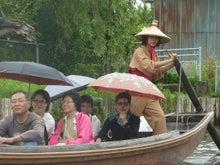 小島米店のブログ-珍しい女船頭