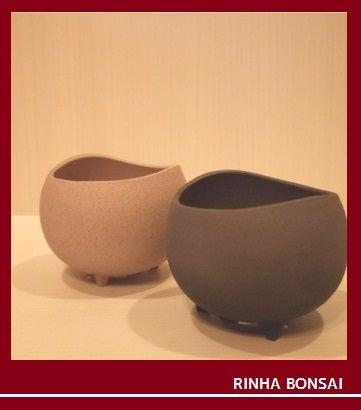 bonsai life      -盆栽のある暮らし- 東京の盆栽教室 琳葉(りんは)盆栽 RINHA BONSAI-琳葉盆栽 鉢 モダン ②